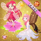 Fairy Princess for Toddlers and Little Girls : discover the Fairy World ! FREE app