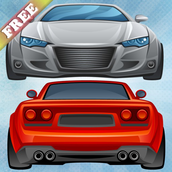 Cars Racing Game for Kids and Toddlers : drive vehicles in this car race game !