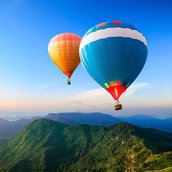 Hot-Air Balloons Wallpaper