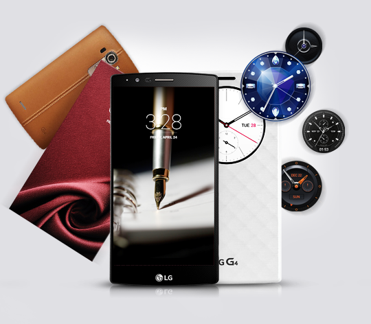 [We introduce the theme contents for all G4 users.]