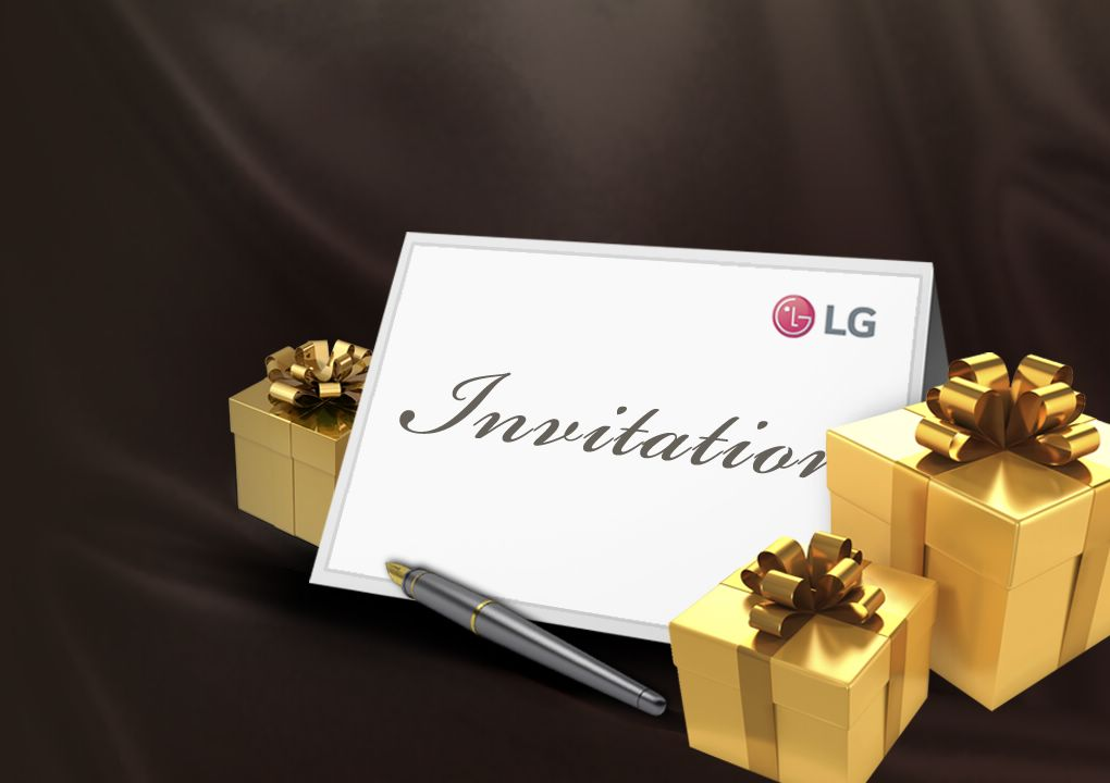 [LG Online Store Grand Open]